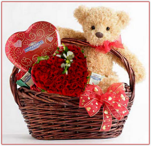 Подарки в день святого валентина